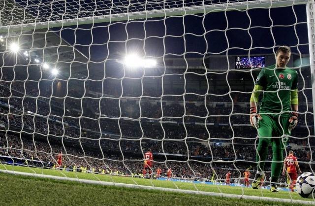 Реал Мадрид – Галатасарай 3 апреля 2013: Фото