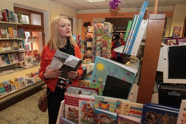 Дом книги на Литейном, Полтавченко: Фото
