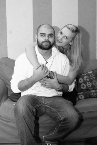 Ольга Гажиенко и Илья Гажиенко: Фото