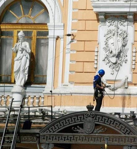 Как отмывают Петербург: Фото