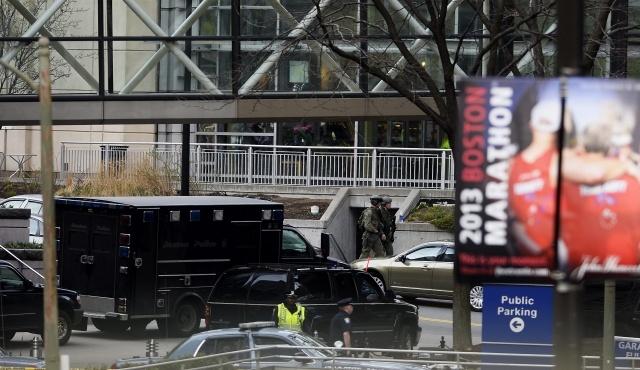 Теракт в Бостоне 15 апреля 2013: Фото