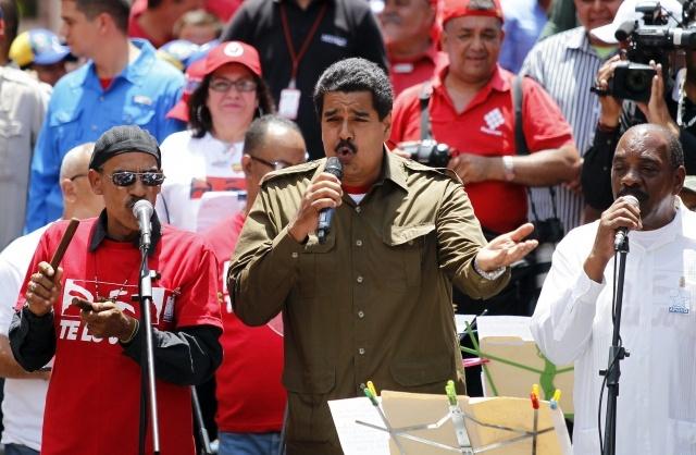 Николас Мадуро: Фото