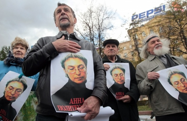 Союз журналистов хочет назвать улицы в честь Листьева, Политковской и Щекочихина