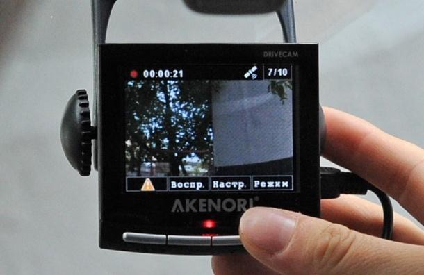 На месте ДТП под Владимиром полиция нашла видеорегистратор