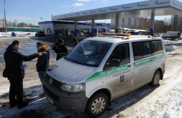 Опубликован список московских автозаправок с плохим бензином
