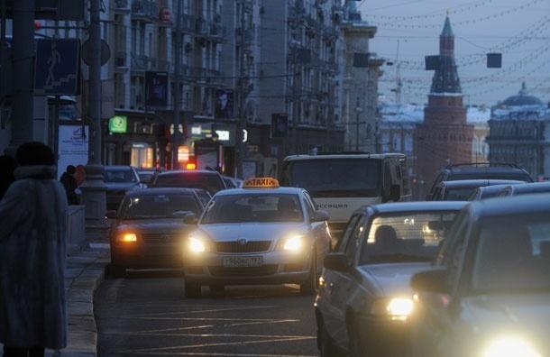 Где и когда перекроют дороги в Москве с 23 апреля по 9 мая 2013 года