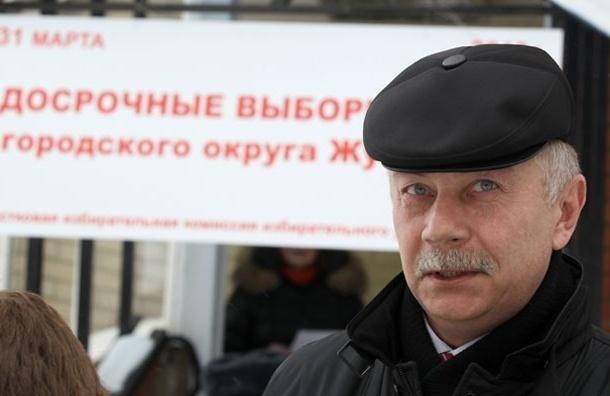 Андрей Войтюк победил на выборах мэра Жуковского с менее чем 37% голосов