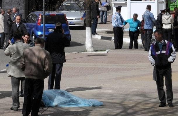 Сергея Помазуна, расстрелявшего 6 человек в Белгороде, ищут в России и в Украине