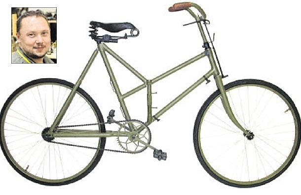 Четыреста уникальных велосипедов ищут музей