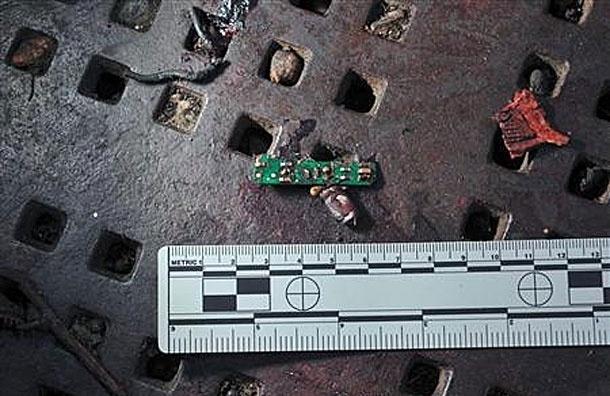 Бомбы, взорванные в Бостоне, могли быть подложены в скороварки