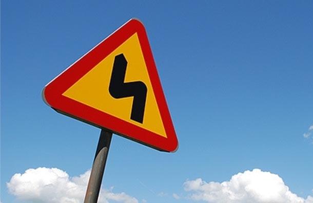 1 мая появится новый вид дорожных знаков