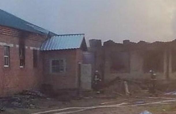 В Подмосковье объявлен траур по погибшим при пожаре в больнице
