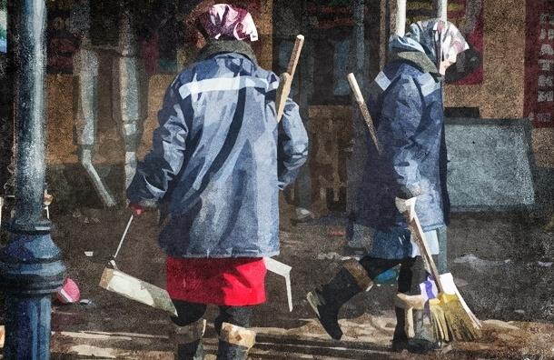 Мигранты на рынке труда вместо россиян, часть II: клининг