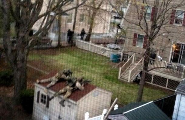 Спецслужбы США подозревают, что теракт в Бостоне мог организовать чеченец из России