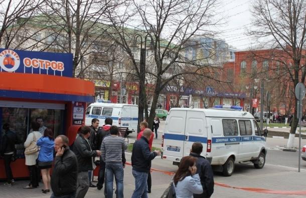 31-летний  житель Белгорода застрелил в центре города из ружья шесть человек