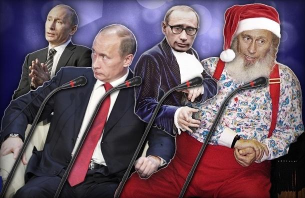 В Молдавии Путина признали самым популярным политиком