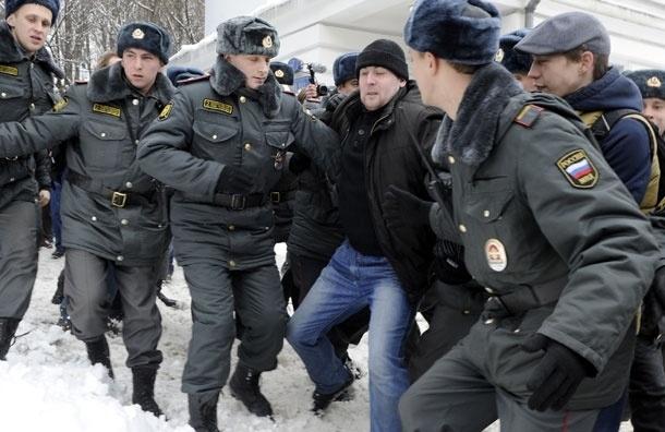 Полицейские из Подольска пытали задержанного