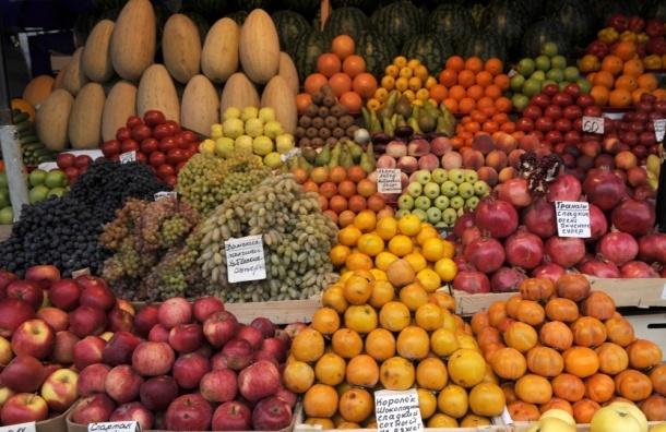 Грузинские овощи, фрукты и мед появятся на российских рынках в мае