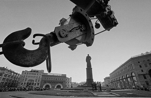 Выставка фотографий «Московские истории. ХХ век. Часть II» открывается в Москве