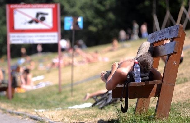 Заммэра Москвы обещает жаркое и сухое лето