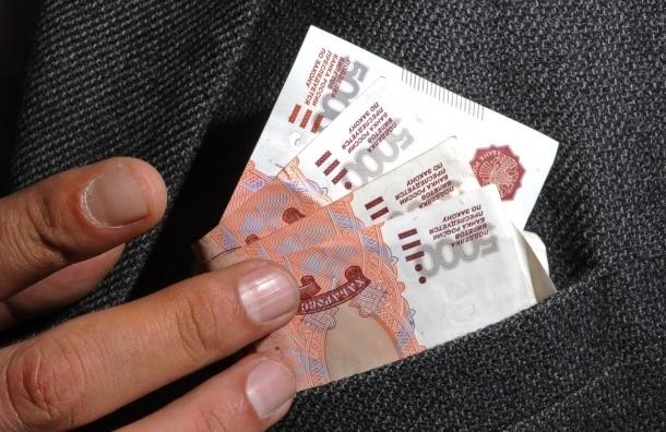 Московский банкир подозревается в хищении 300 млн рублей