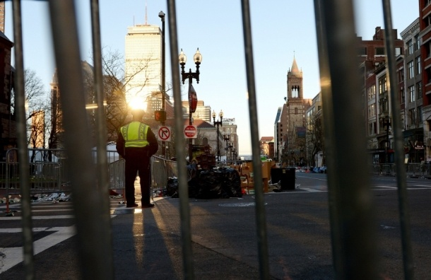 Полиция Бостона определилась с двумя подозреваемыми