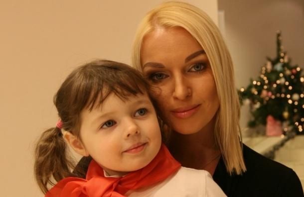 Семилетняя дочь Волочковой была в доме во время ограбления