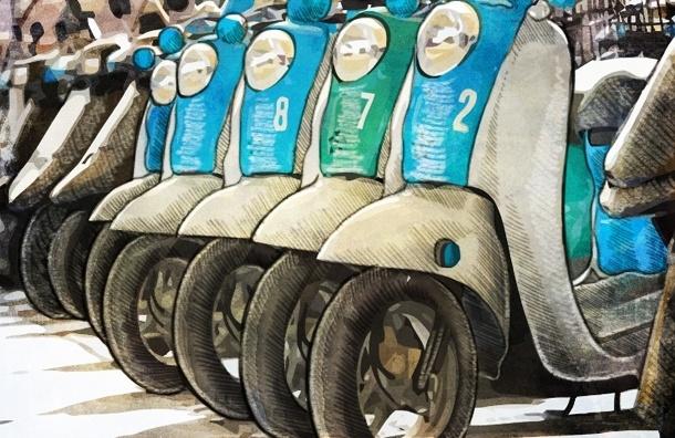 100 тысяч владельцев скутеров обяжут получить права - и они начнут удирать от ГИБДД с утроенной скоростью