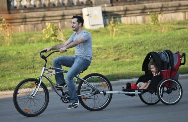 Для велопроката , который откроется в мае, власти Москвы закупили около тысячи велосипедов