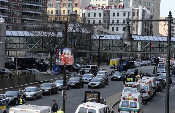 Среди пострадавших от взрывов в Бостоне российских марафонцев нет