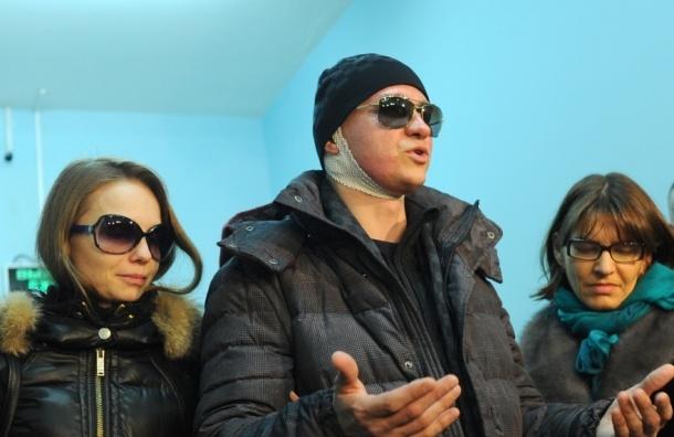 Сергей Филин полностью ослеп, заявил его адвокат