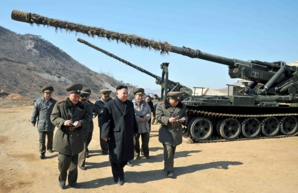 Северная Корея готова запустить баллистические ракеты