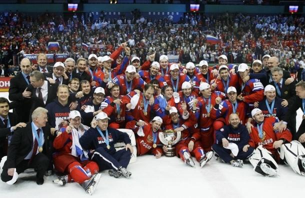 Назван состав сборной России на чемпионат мира по хоккею