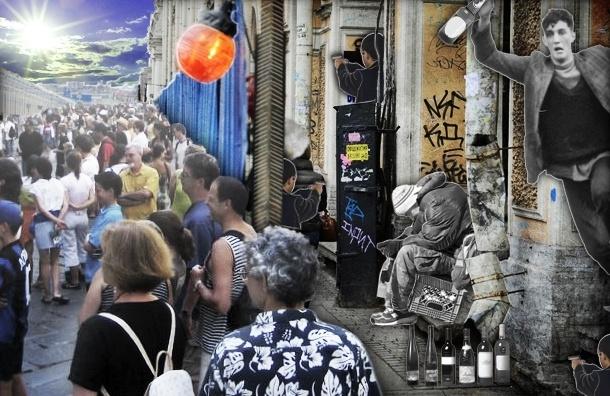 Петербург: люди – «сплошная шариковщина», транспорт, как в Каире, и только архитектура - европейская