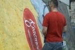 Умер уличный художник Паша 183, известный как «русский Бэнкси»