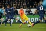 ПСЖ – Барселона, Лига чемпионов 02.04.13: результат, счет, голы, Месси получил травму