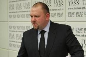 Глава комитета Смольного хочет отсудить у депутата Резника 30 млн