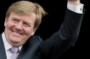 В Нидерландах впервые с XIX века появился король