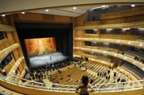 Первые фото интерьеров второй сцены Мариинского театра во всей красе