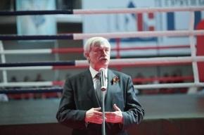Полтавченко почувствовал себя, как боксер на тренировке