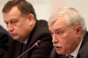 Ленобласть оказалась более устойчивым регионом, чем Петербург