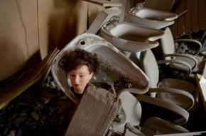 Появились фото студии красоты на Литейном, где обрушился потолок