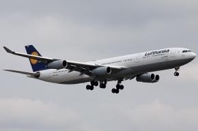Lufthansa отменяет 2 тысячи рейсов из-за забастовки