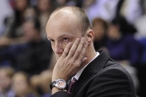 Баскетбольный «Спартак» отправил в отставку Юре Здовца