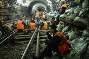 Судьба метро на юго-западе Петербурга зависит от решения Москвы