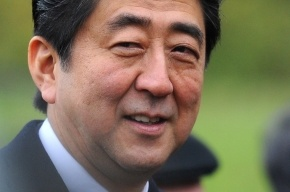 Японский премьер оказался не виноват в московских пробках