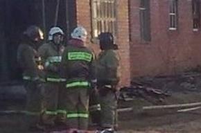 Опознаны девять из 38 погибших при пожаре в психиатрической больнице в Подмосковье