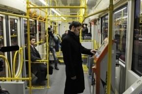 В петербургских автобусах поставят электронных кондукторов