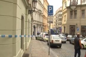 После взрыва в Праге десятки людей остались под завалами