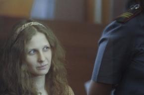 Марию Алехину из Pussy Riot и Алексея Навального выдвинули на премию «ПолитПросвет»